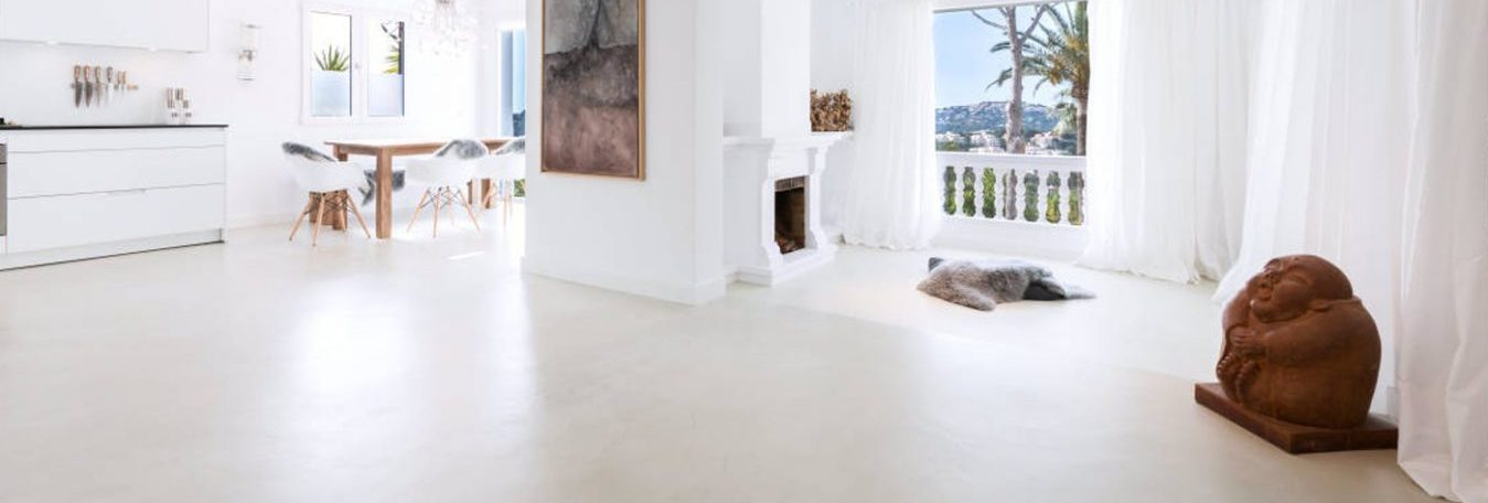 MAYRATA | Microcement pavements and floors in Mallorca