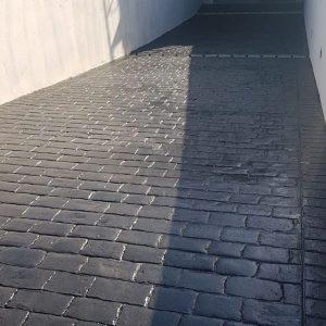 MAYRATA | Pavimentos impresos en Mallorca | Estampado adoquín rústico