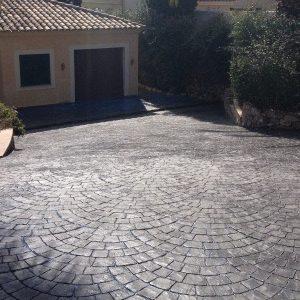 MAYRATA | Pavimentos impresos en Mallorca | Estampado lombardo