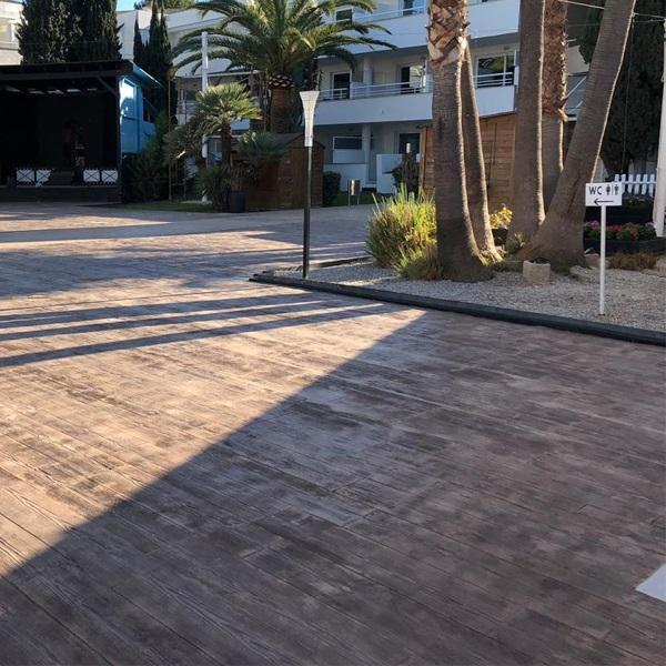 MAYRATA | Pavimentos impresos en Mallorca | Madera