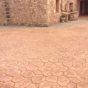MAYRATA | Pavimentos impresos en Mallorca | Estampado piedra mallorquina