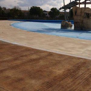MAYRATA | Pavimentos impresos en Mallorca | Ruleteado