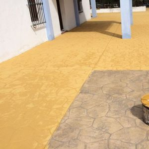 MAYRATA | Pavimentos impresos en Mallorca | Restauración de CM20