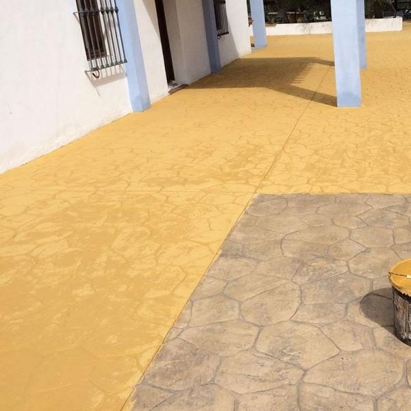 MAYRATA   Pavimentos impresos en Mallorca   Restauración de CM20